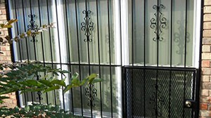 burglar bars in dallas